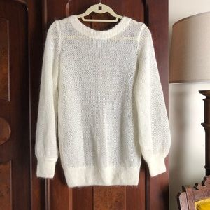 & OTHER STORIES/ mohair knit